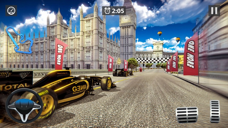 Formula Racing Car Racing Game screenshot-3