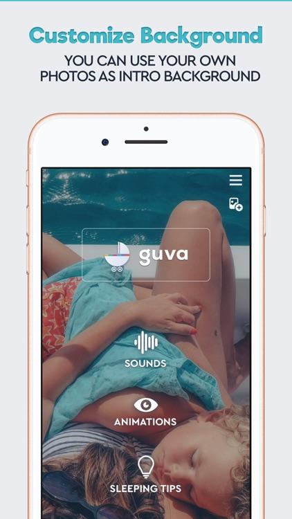 Baby Sleep Sounds  - Guva Plus screenshot-7
