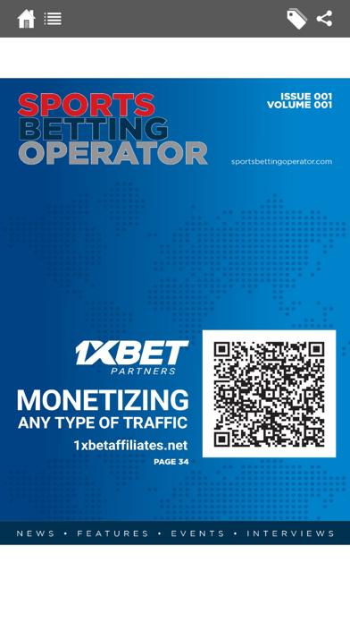 Sports Betting OperatorScreenshot of 1