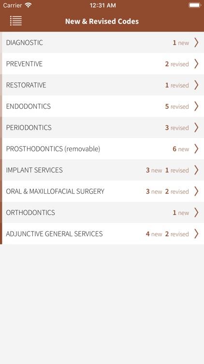 ADA CDT Code Check screenshot-3