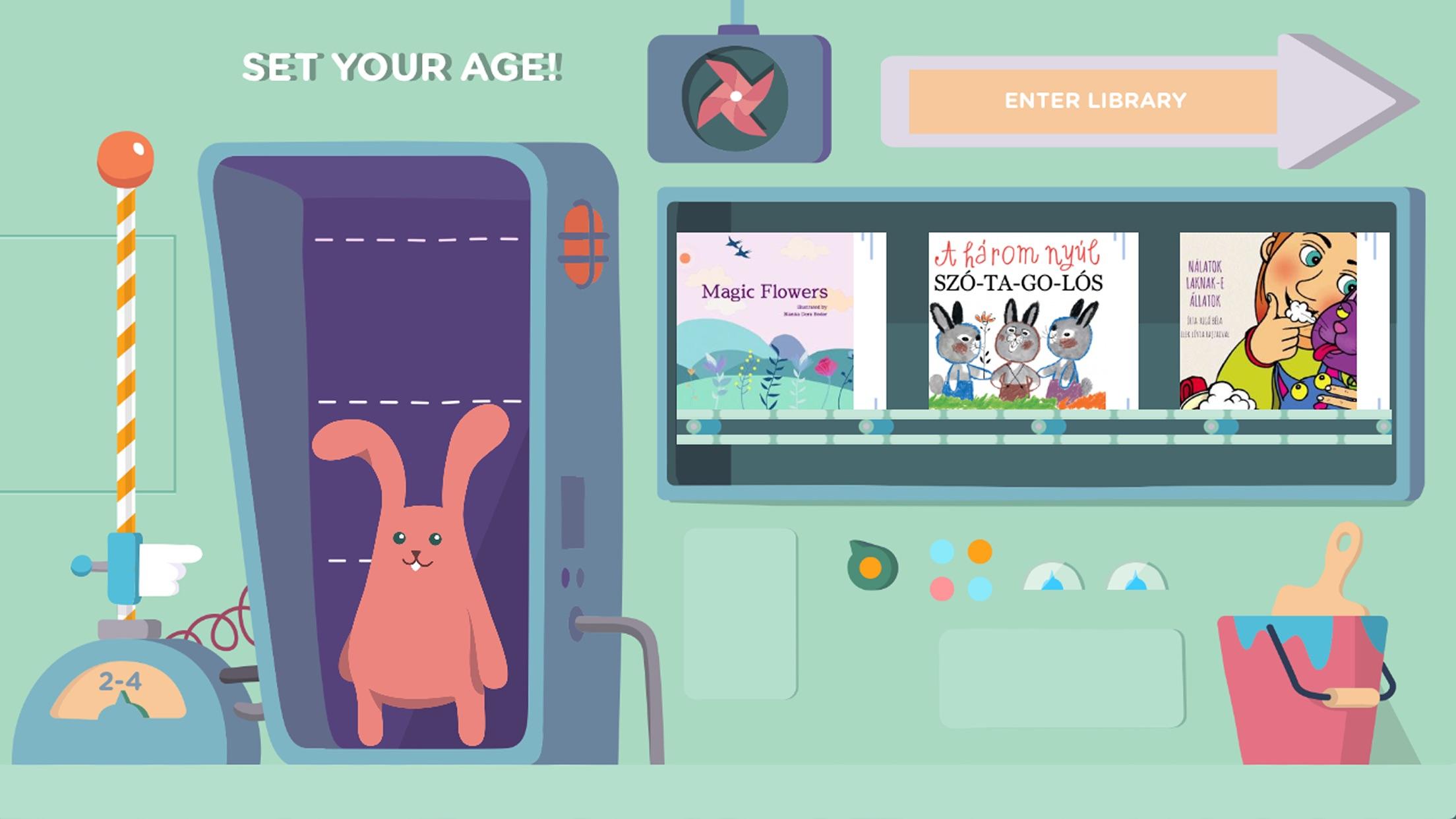 BOOKR Kids Screenshot