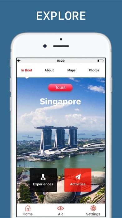 Singapore Travel Guide screenshot three