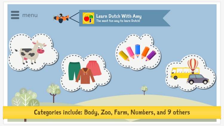 Learn Dutch With Amy for Kids screenshot-9