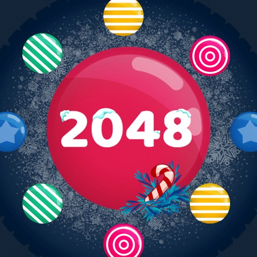 2048 Circle Blast