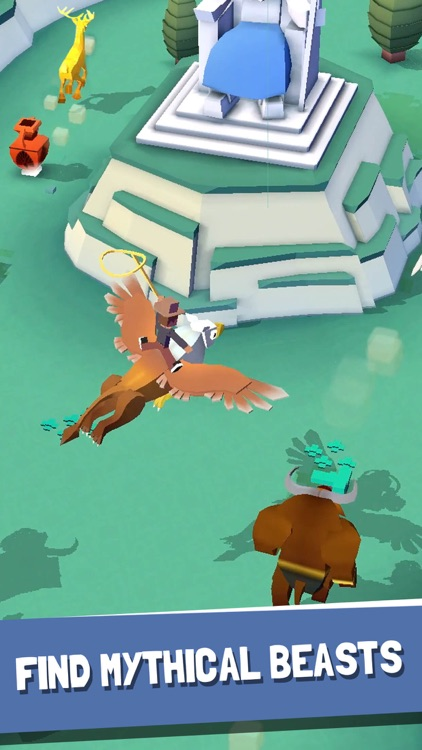 Rodeo Stampede: Sky Zoo Safari screenshot-3