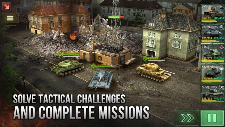 Armor Age: Tank Wars screenshot-3
