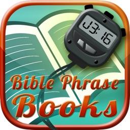 Bible Phrase: Books