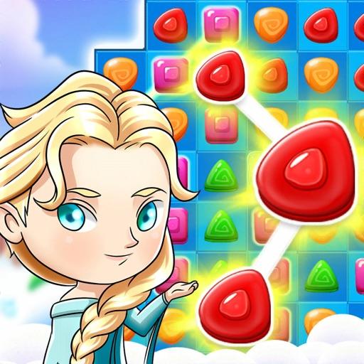 Candy Frozen Link Blaster