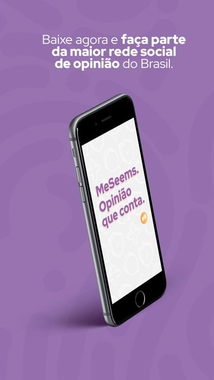 MeSeems - Grupos e Pesquisas screenshot-4