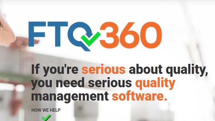FTQ360 Mobile Inspection