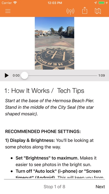 Experience GPS Tours screenshot-3