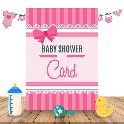 Baby Shower Card Maker