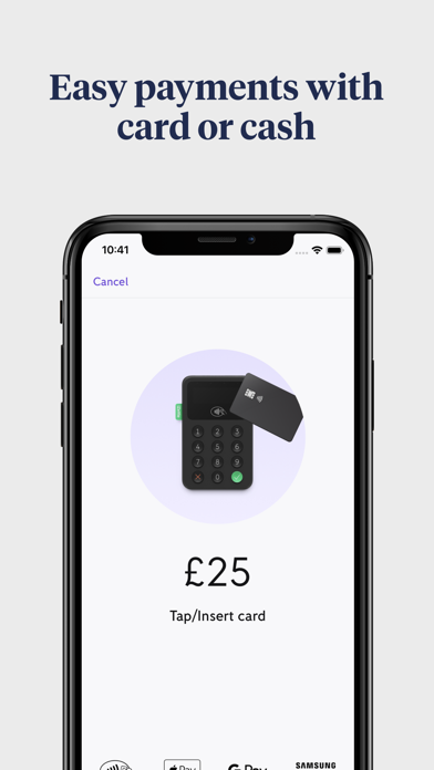 iZettle Go: the easy POS screenshot three