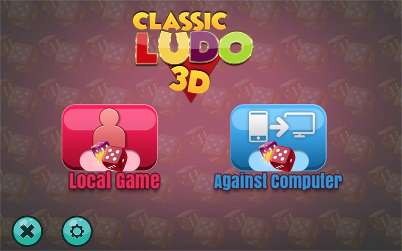 Ludo Classic 3D for Mac