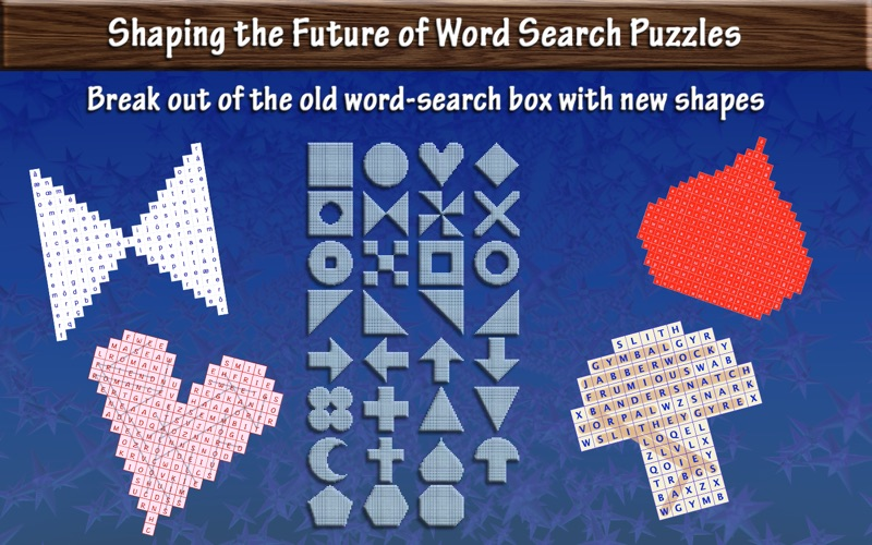 Whirlwind WordSearch Lite for Mac