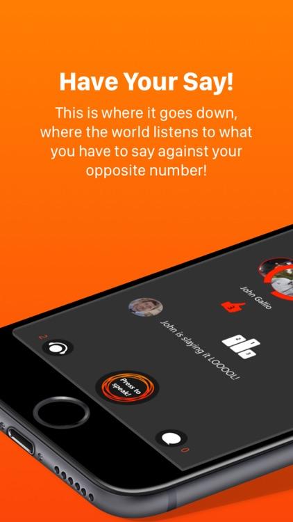 Omili – Live Audio Debate App screenshot-4