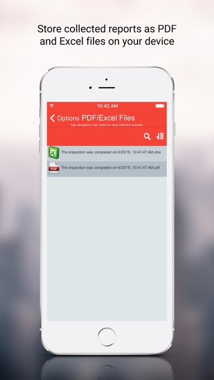 Fire Inspection App screenshot-3