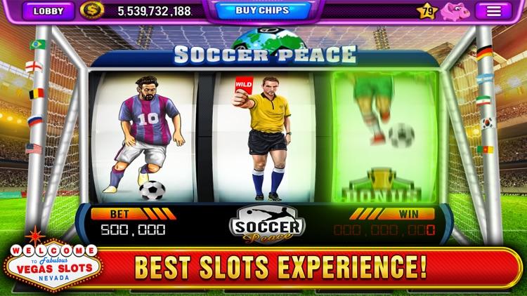 Vegas Slots - Slot Machines! screenshot-8