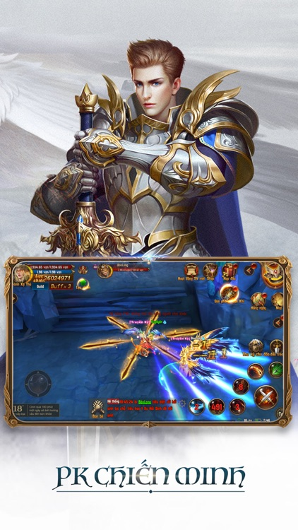 Vĩnh Hằng Kỷ Nguyên-Kỵ Sĩ Rồng