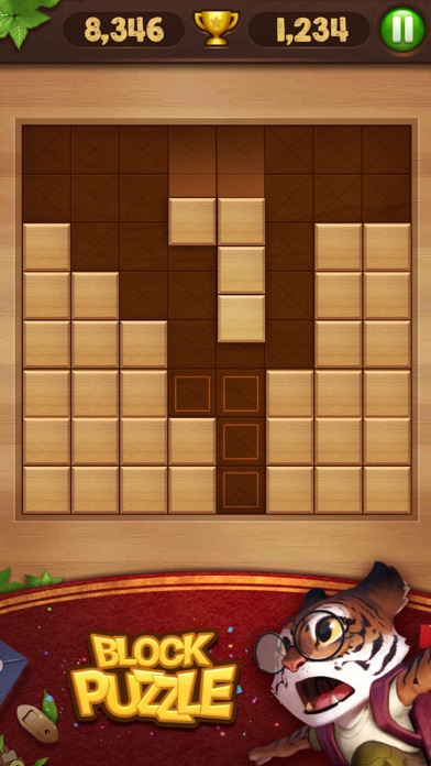 Tải về Block Puzzle Wood cho Android