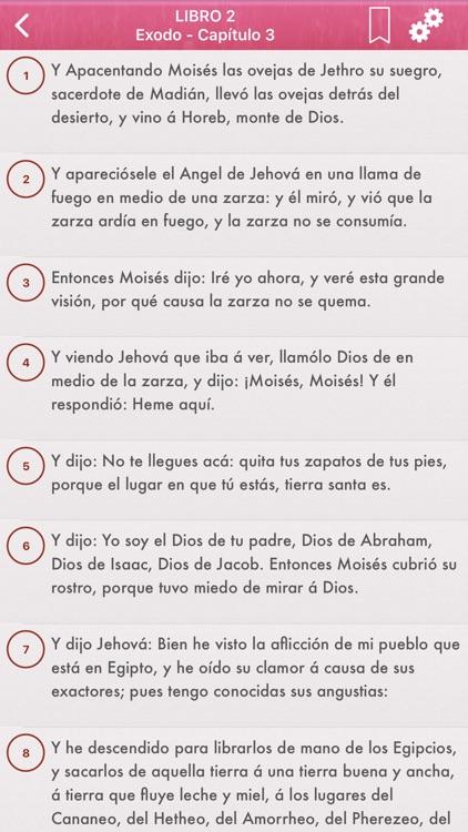 Santa Biblia en idioma Español