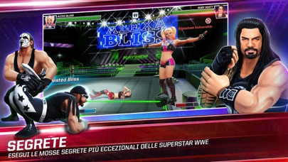 Screenshot of WWE Mayhem3