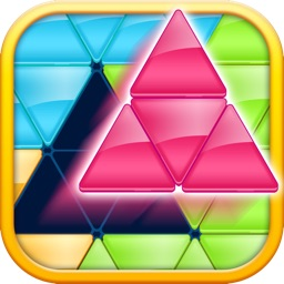 Block! Triangle puzzle:Tangram
