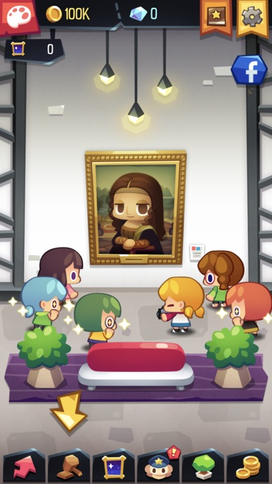 Art Inc. - Collection Clicker screenshot 8