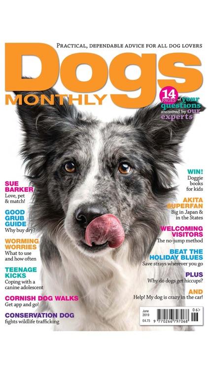 Dogs Monthly Magazine screenshot-9