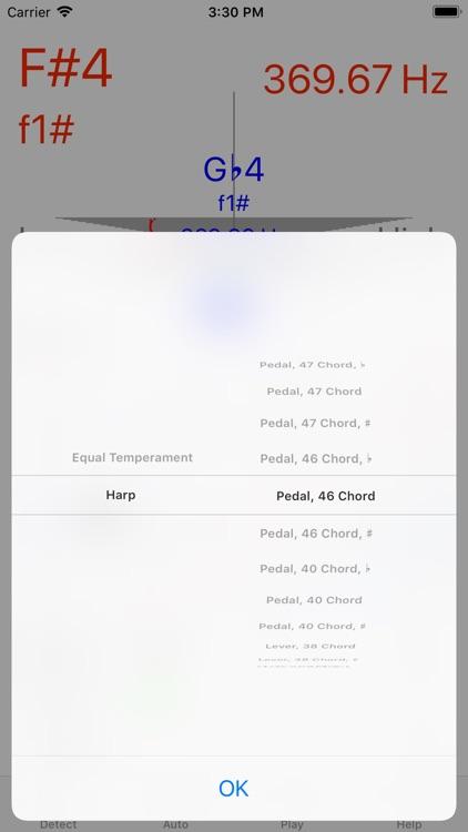 Harp Tuner screenshot-3