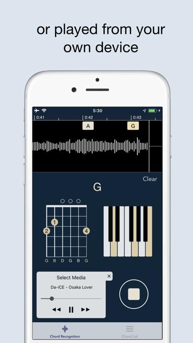 Screenshot #3 pour Chord AI