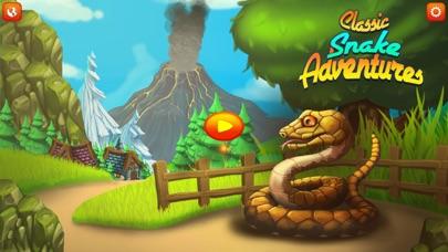 Classic Snake Adventures screenshot #1
