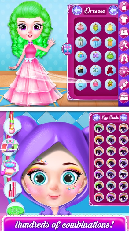 Surprise! Doll Dress up Games screenshot-4
