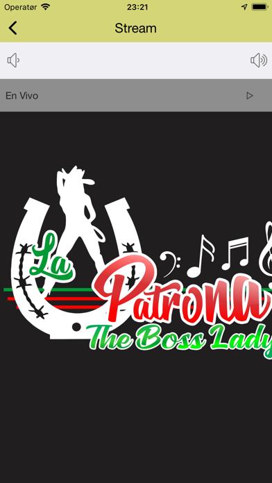 La Patrona (The Boss lady) screenshot 2