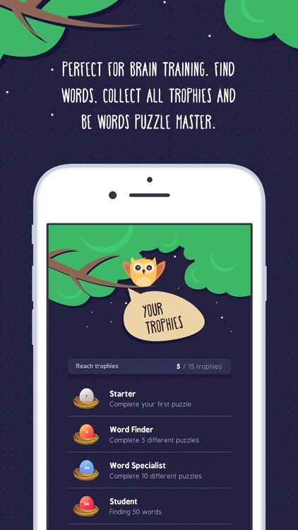 Word Search: Puzzle Game screenshot-5