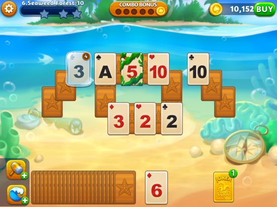 Solitaire Paradise: Tripeaks screenshot 10