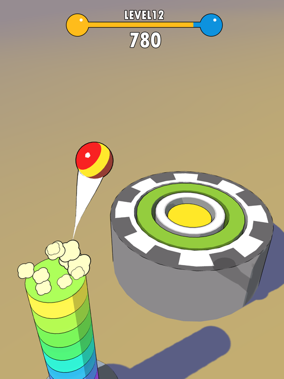 Ball Fly 3D screenshot 8