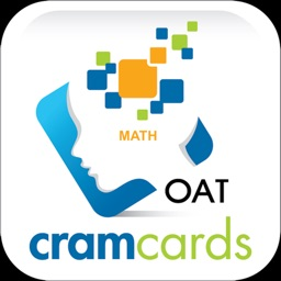 OAT Math Cram Cards