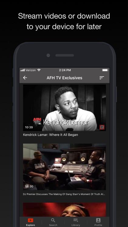 AFH TV screenshot-3