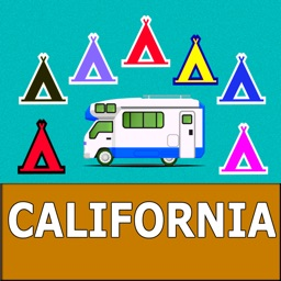 CALIFORNIA: Campgrounds & RV's