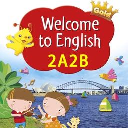 香港小学英语二年级上下册 - Gold升级版2A2B