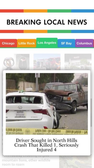 SmartNews: Local Breaking News app image