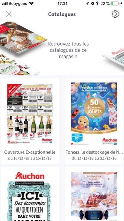 Auchan France screenshot-6