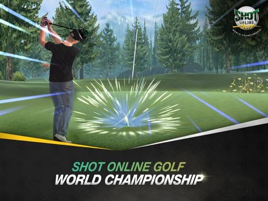 Shotonline Golf:WC screenshot 7