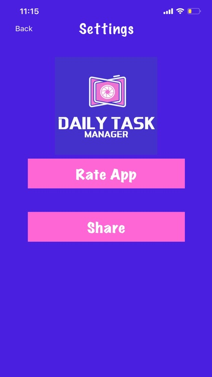 Daily Task Manager with Photo screenshot-3