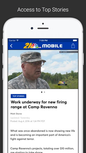 WFMJ 21 News, Sports, Weather on the App Store