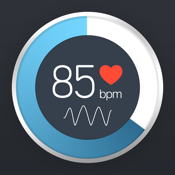 Instant Heart Rate - Heart Rate Monitor by Azumio for Free icon