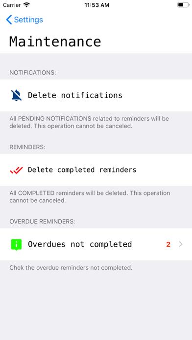 Gasti - reminders made simple