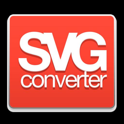 SVG Converter - Convert SVG to PDF, PNG, JPG, TIFF for Mac