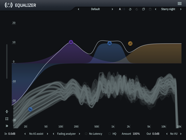 ‎TB Equalizer Screenshot